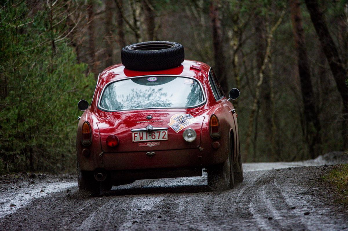 2020 COVID19 : Historic Rally Promotions maakt balans.