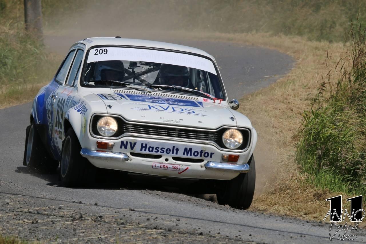Ypres Historic Rally: Historic Rally Promotions bevestigt met uitstekend resultaat