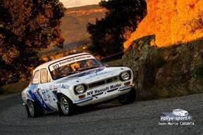 """Rallye du Var 2015  """"Opnieuw een podiumplaats tijdens seizoensafsluiter voor Historic Rally Promotions"""""""